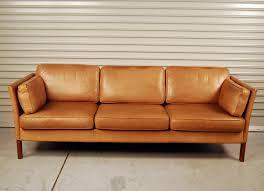carmel leather sofa home design ideaodern tan leather sofa