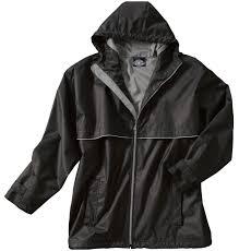 custom new englander rain jacket by charles river apparel mens