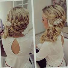 Coiffure Mariage Cheveux Long Chignon Oomfactivewearcom