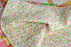 Mommy by day Crafter by night: Briar Rose Baby Quilt with KNIT ... & It is very minimal, but since I was going for a