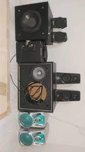 Nişancıpaşa içinde, ikinci el satılık 8+1 Ses Sistemi (El ya