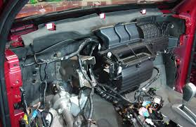 Photos of Dashboard Removal On 2006 Chevy Equinox or Pontiac Torrent.