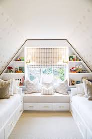 Loft Storage Best 25 Attic Bedrooms Ideas On Pinterest Loft Storage Small