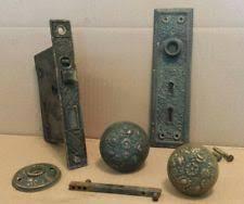 Antique Door Knobs Handles eBay
