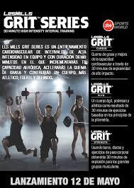 qué es grit series hiit cardio health fitness walk in