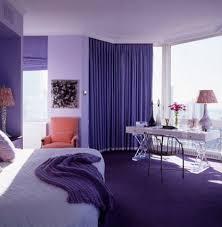 Purple Bedroom Chairs Bedroom Fascinating Purple Bedroom Decoration Using Purple Plain