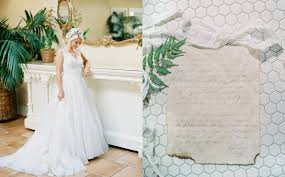 bring elegance and old world chic to your wedding