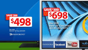 The Walmart Black Friday 2014 TV Deals beyond the $218 50-inch