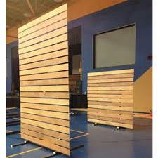Wooden Office Partition Services at Rs 280 square feet Wooden
