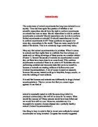 essays over animal abuse animal cruelty essays