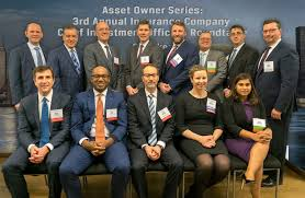 asset owner series 3rd annual insurance company chief investment officers roundtable