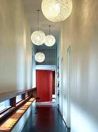 lighting a hallway. Hallway Pendant Light Way For . Lighting A