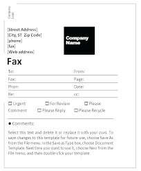 Ms Office Cover Letter Template Fax Cover Sheet In Word Onweb Pro