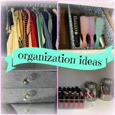 Organizing Your Bedroom Easy Ways To Organize Decorate Your Room Youtube