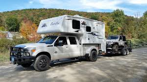 RV.Net Open Roads Forum: Truck Campers: Pictures of your TC's towing ...
