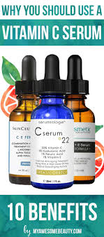 vitamin c serum benefits for skin