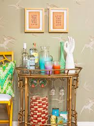 funky office design. Office Design Outlet Decorating Inspiration. Photos Hgtv Chic Bar Cart With Funky Accessories. Commercial K