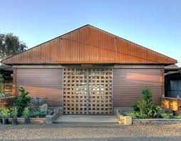 houses with galvanized siding rusted metal roofing r panel nicest for least amount of painting