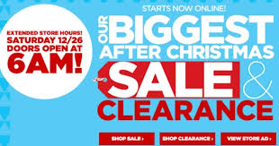 After Christmas Sale at JCPenney: $10 off $25 PurchaseLiving Rich ...