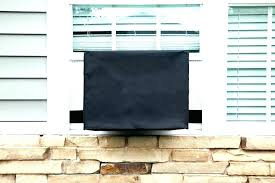 window air conditioner covers exterior window air conditioner covers exterior wall ac covers sy covers ac