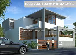 high ceiling house plans in india best of house construction cost in bangalore find residential construction