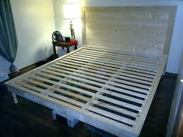diy king platform bed king size platform bed frame king size platform bed plans ideas frames
