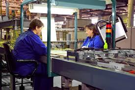 О компании На каждом этапе производства предусмотрены контрольные операции и замеры