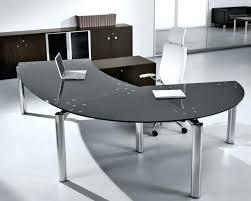 design office desks. Executive Glass Desk Office Workstation Furniture Wooden Long . Design Desks A