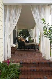 outdoor porch curtains. Great Sheer Outdoor Curtains And Porch Enclosure T