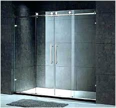 small shower door solutions glass doors for stalls effectively a villa stall pictures of st sliding glass shower doors