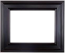 rectangle black frame. Gold Frame Black Rectangle