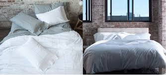 we finally tried those brooklinen sheets that are everywhere on facebook