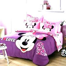 minnie mouse crib bedding set canada baby bed mickey bedroom twin in a bag minnie mouse crib bedding set
