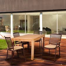 4 Person Kitchen Table Amazonia Clemente 4 Person Cast Aluminum Patio Dining Set With