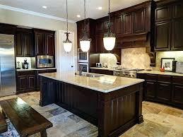 dark cabinets light countertops dark kitchen cabinets with light granite magnificent office exterior in dark kitchen
