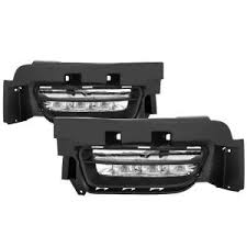 Spyder Auto Dodge Charger 2015-2016 <b>OEM LED Fog Lights</b> W ...