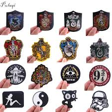 <b>Pulaqi</b> Anime Patch Iron On Patches On Clothes Rock Styles ...