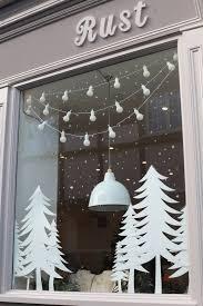 Einfach Ausschneiden Fensterdeko Weihnachten Weihnacht