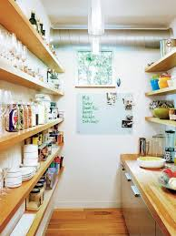 organize kitchen office tos. Plain Tos Pantry With Wood Shelves Simple Looking In Organize Kitchen Office Tos T