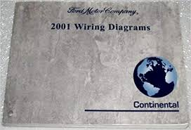 2001 lincoln continental wiring diagrams ford motor company amazon 2001 lincoln continental wiring diagrams ford motor company amazon com books