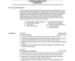 Resume Template For Free Download Impressive Military Resume Template Templates Free Word Cv Goloveco
