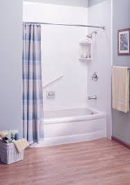 whether you want the safety of a walk in tub a new custom fit tub or a tub liner the options are endless