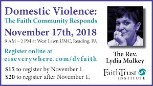 Domestic Violence Response Event Powerpoint Slide