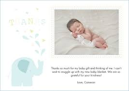 Thank You Letter For Baby Shower Gift | Polycomgirls.org