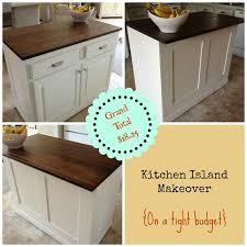 Kitchen Island Makeover The Serene Swede Kitchen Island Makeover