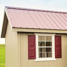 pros and cons of metal roofing for sheds gazebos and barns