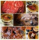 barbecue pork   oamc crock pot