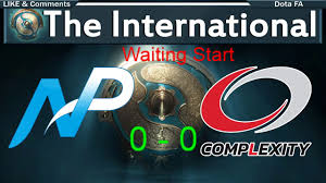 dota 2 live np vs col the international 2017 ti7 live youtube