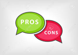clipart pros and cons  clipground