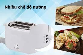 Lò Nướng Bánh Mì Electrolux ETS1303W - Hàng chính hãng | Tiki Trading